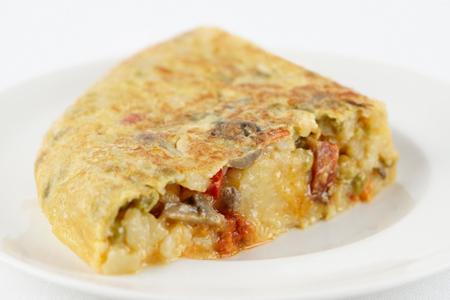 tortilla, tortilla paisana, jamón, jamón ibérico, comprar jamón, chorizo, chorizo ibérico